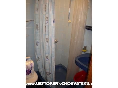 Apartm�ny Dunja - Gradac � Podaca Chorvatsko