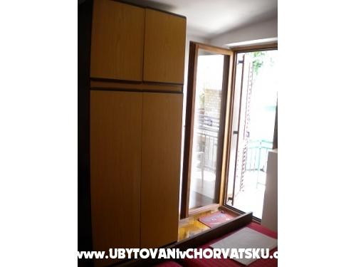 Apartmány Dunja - Gradac – Podaca Chorvatsko