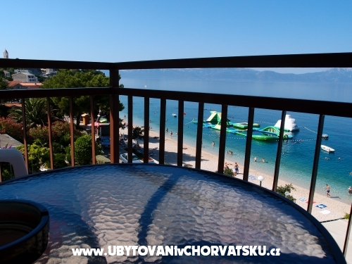 Rooms / B&B Radelic - Gradac – Podaca Croatia