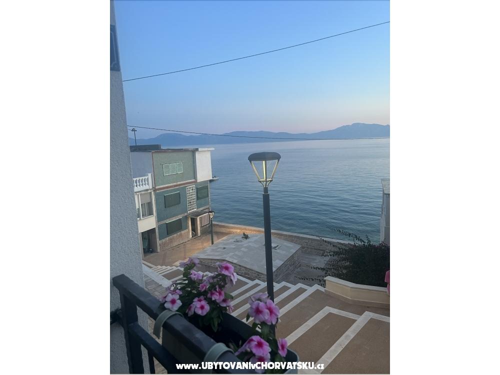 Beach Ház Buinac - Gradac – Podaca Horvátország