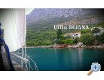 Dijana Beach House Kroatien