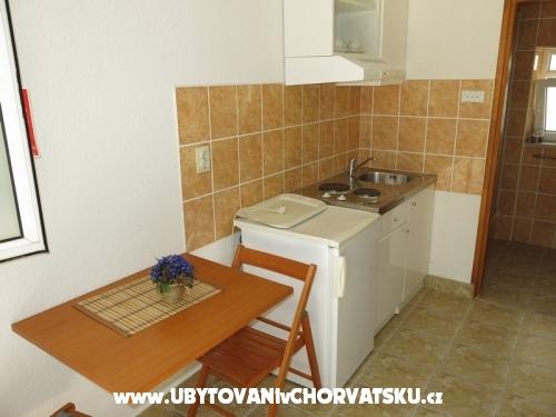 Apartm�ny Gradina - Gradac � Podaca Chorvatsko
