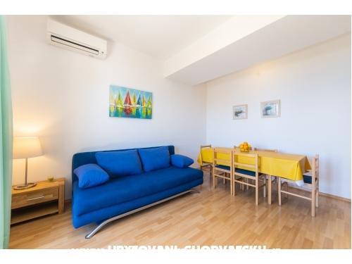 Apartmány M&F - Gradac – Podaca Chorvátsko