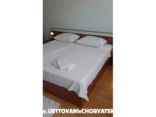 Penzion Gomila - Gradac – Podaca Chorvatsko