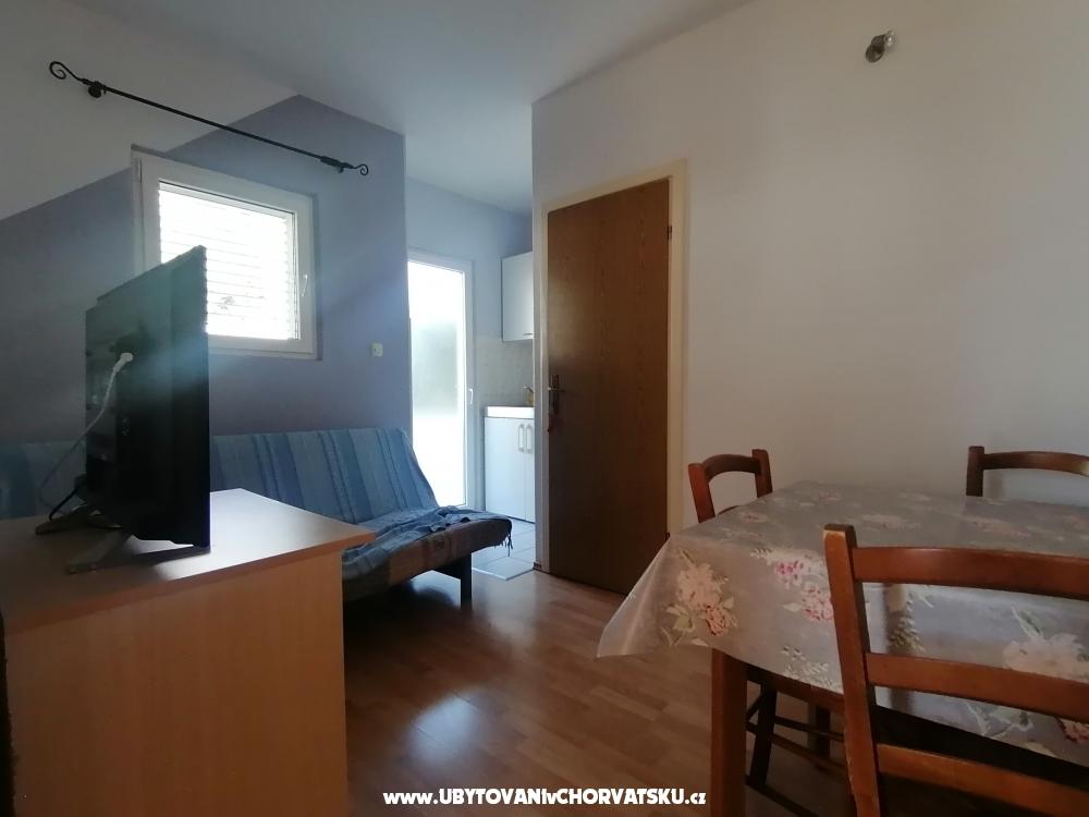 Apartamenty Nikolić Podaca - Gradac – Podaca Chorwacja