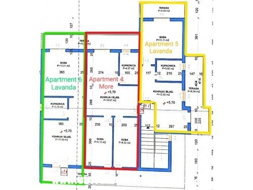 Apartmani Nikolic Podaca - Gradac – Podaca Hrvatska