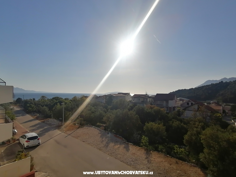 Apartamenty Nikolic Podaca - Gradac – Podaca Chorwacja
