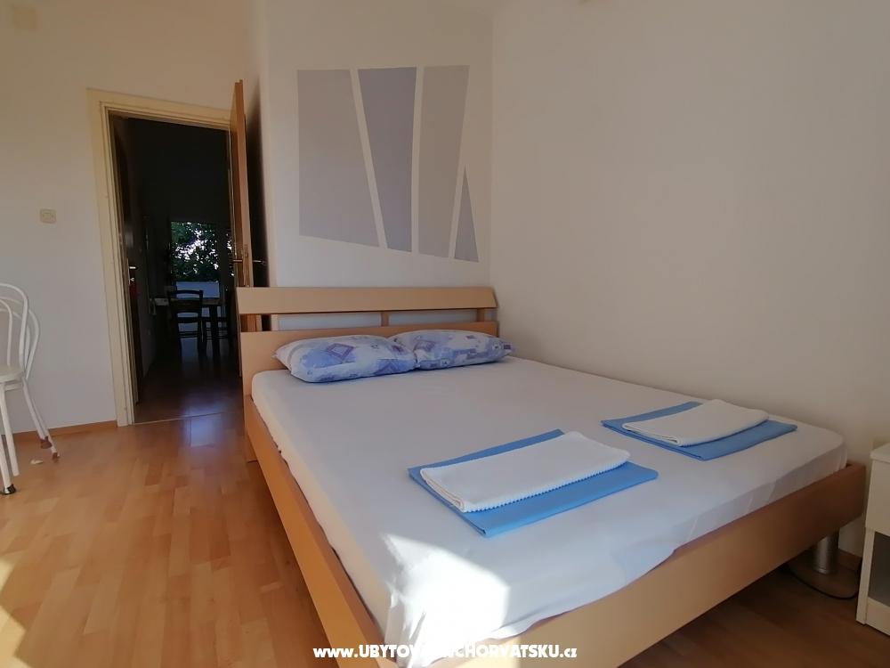 Apartmány Nikolic Podaca - Gradac – Podaca Chorvatsko