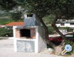 Apartmány Natali - Gradac – Podaca Chorvatsko
