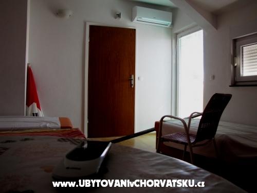 Primorac Apartmány - Gradac – Podaca Chorvátsko