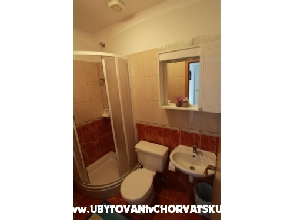 Vice Apartmány - Gradac – Podaca Chorvatsko