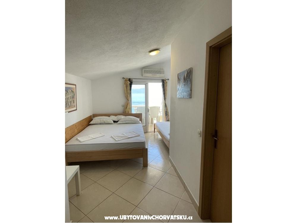 Vice Apartmány - Gradac – Podaca Chorvátsko