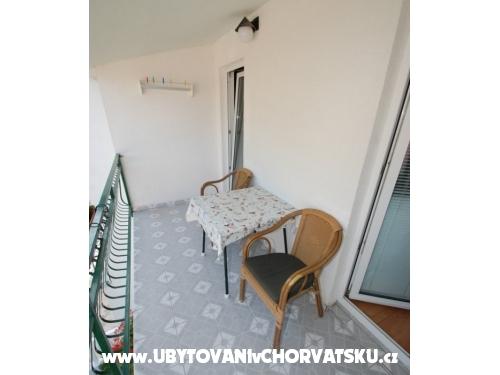 Vila Danica - Gradac – Podaca Chorvatsko