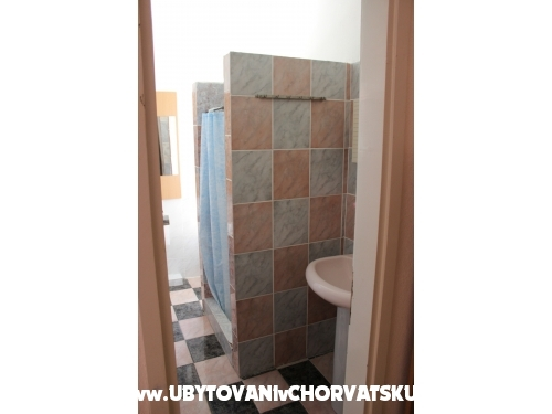 Vila Fefan - Gradac – Podaca Chorvatsko