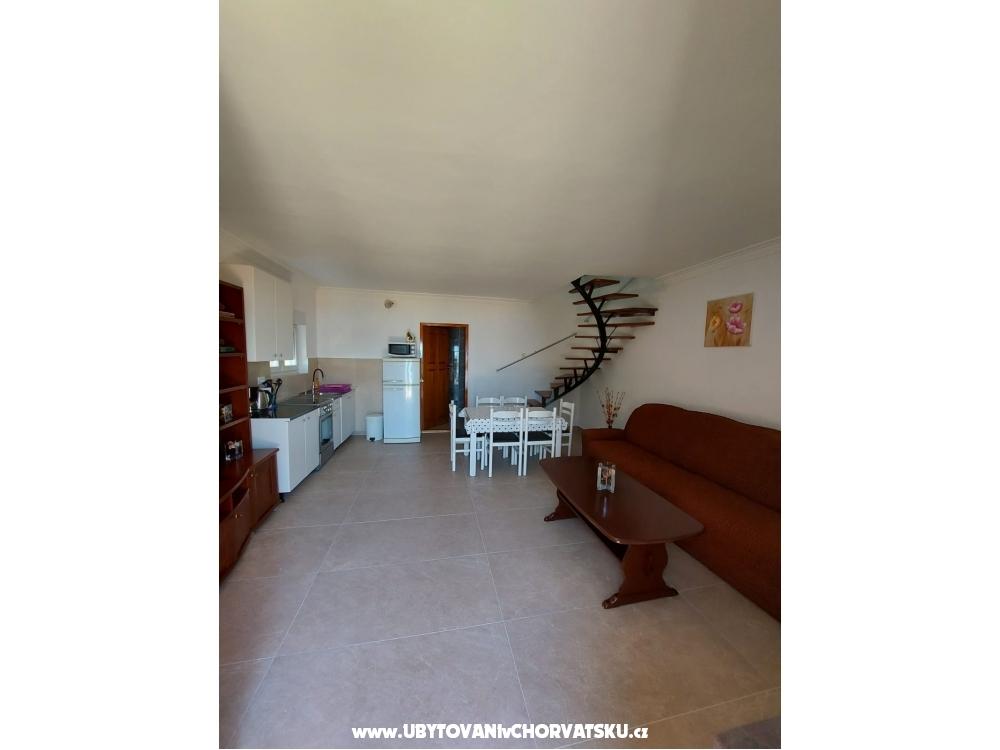 Vila Monika - Gradac – Podaca Chorvátsko