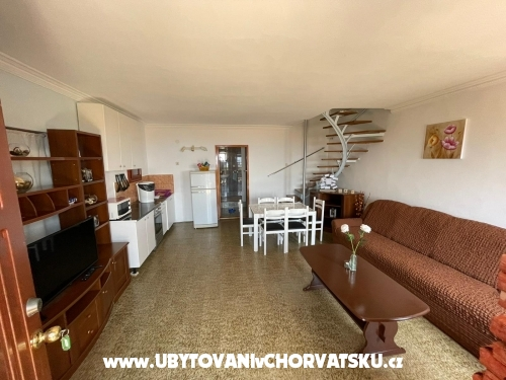 Vila Monika - Gradac � Podaca Croatia