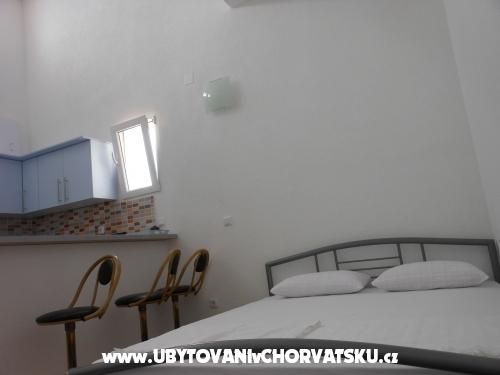 Villa Glibo - Gradac – Podaca Horvátország