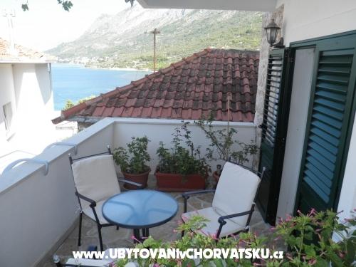 Villa Niko Gradac - Gradac � Podaca Хорватия