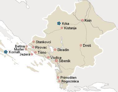 Stredni Dalmacie Chorvatsko Ubytovani V Chorvatsku Stredni Dalmacie
