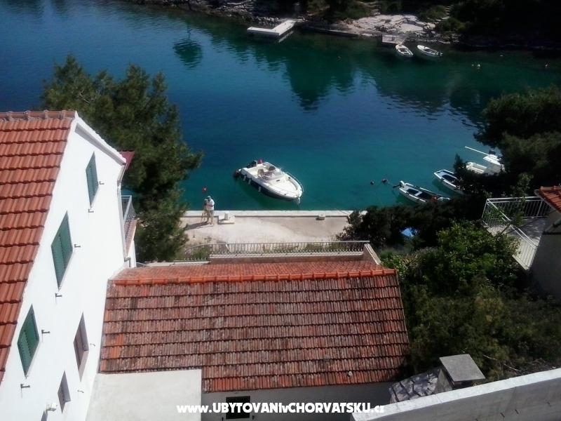 Apartments Vila Ivo - ostrov Hvar Croatia