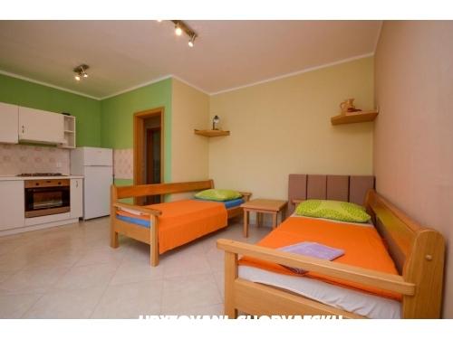 Apartm�ny Vila Ivo - ostrov Hvar Chorv�tsko