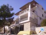 Appartements Vila Ivo - ostrov Hvar Kroatien