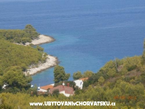 Apartmán Dario - ostrov Hvar Chorvátsko