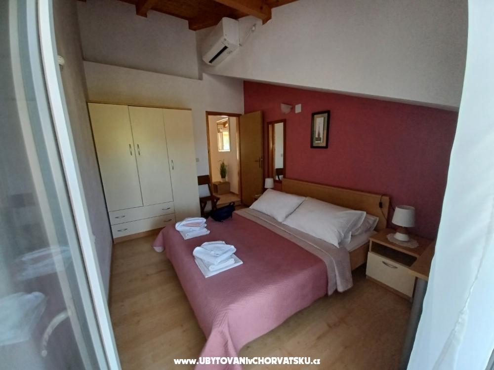 Apartmány Alenka - ostrov Hvar Chorvatsko