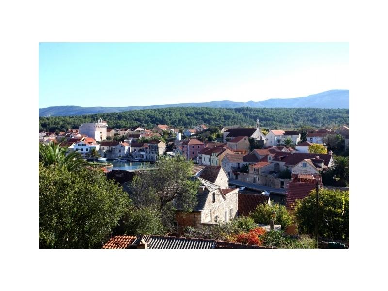 Apartm�ny Brkan - ostrov Hvar Chorvatsko