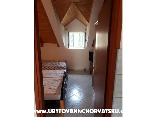 Apartmány Gambo - ostrov Hvar Chorvatsko