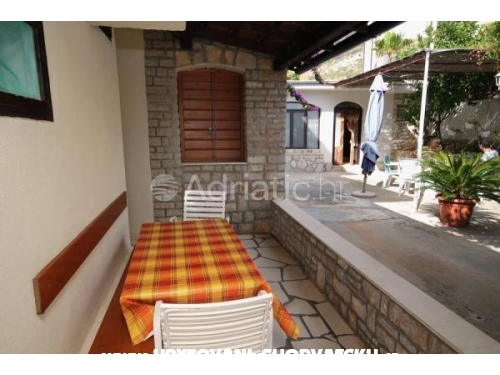 Apartm�ny Katica - ostrov Hvar Chorvatsko
