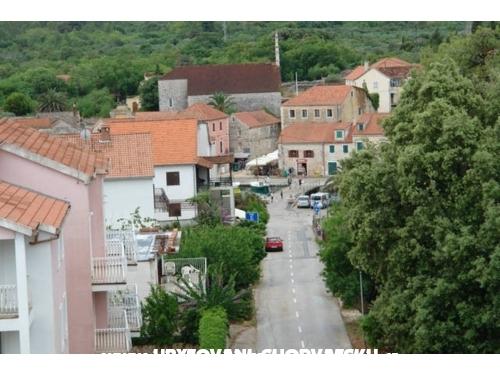 Apartmány Komarica - ostrov Hvar Chorvatsko