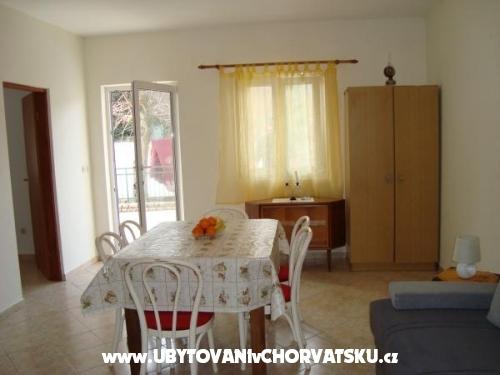 Apartmány Oskorušica - ostrov Hvar Chorvátsko
