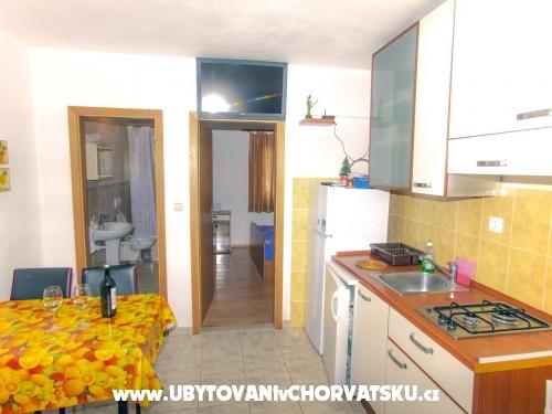 Apartmány Plaža Ivan Dolac - ostrov Hvar Chorvatsko