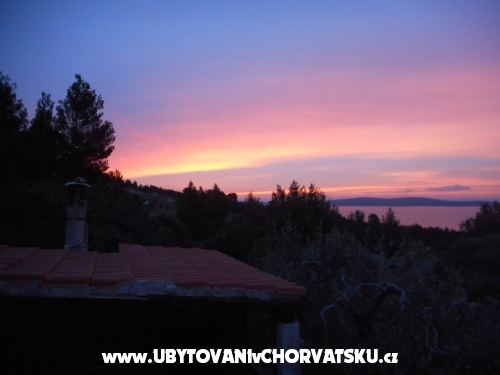 Apartmány Radić - ostrov Hvar Chorvatsko