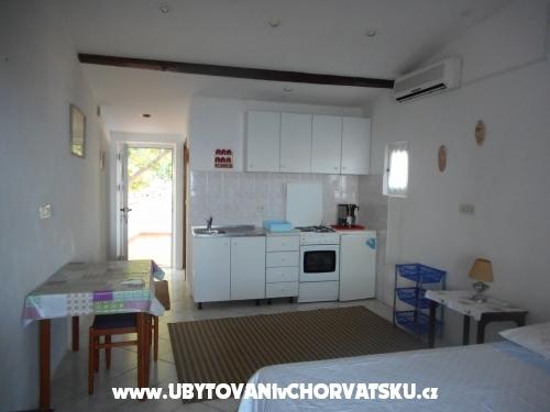 Apartamenty Radić - ostrov Hvar Chorwacja