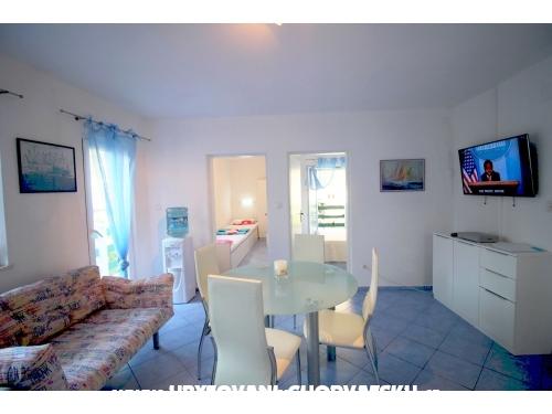 Apartm�ny Roza - ostrov Hvar Chorv�tsko