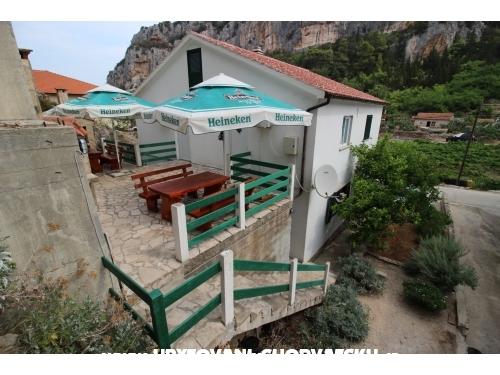Apartmány Roza - ostrov Hvar Chorvátsko