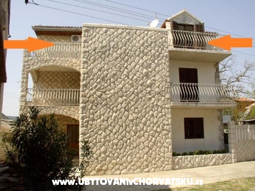 Apartments Vini i Ivana - ostrov Hvar Croatia