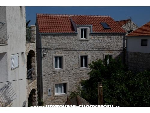 Apartmány Vini i Ivana - ostrov Hvar Chorvátsko