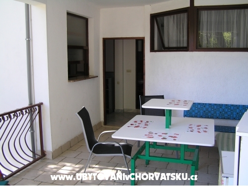 Appartements Villa Ypsilon - ostrov Hvar Croatie