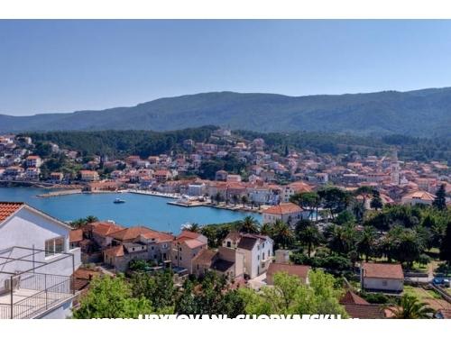 Casa di Giorgio - ostrov Hvar Chorvatsko