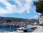 CroatiaAppartementBiz - ostrov Hvar Kroatien