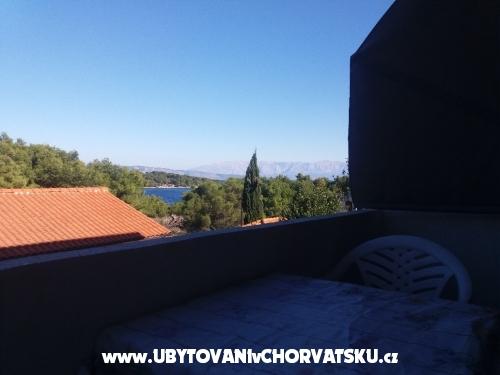 ApartmányNikolinaGrgicevic - ostrov Hvar Chorvátsko