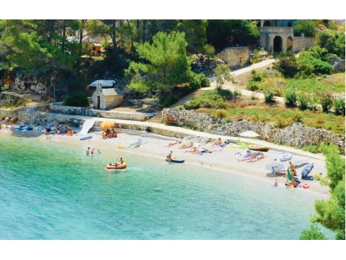 Hvar Beach Villa - ostrov Hvar Chorvátsko