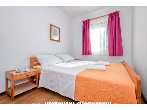Prekrasni apartmani u blizini mora - ostrov Hvar Croatia