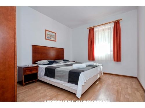 Prekrasni apartmani u blizini mora - ostrov Hvar Chorvatsko