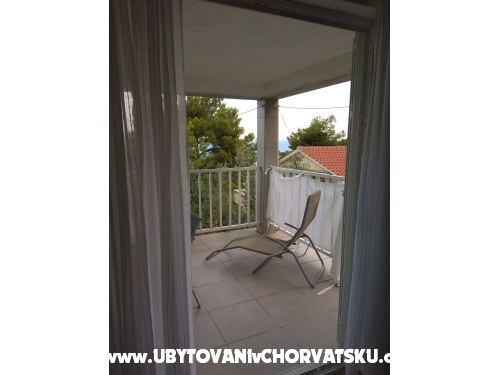 Tigrich apartmani - ostrov Hvar Chorvátsko