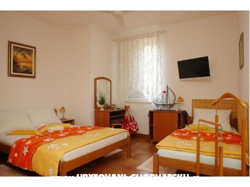 Izby i apartmani - Vila Irming - ostrov Hvar Chorvátsko