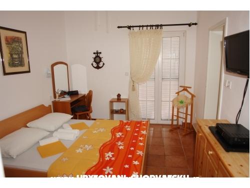 Sobe i apartmani - Vila Irming - ostrov Hvar Hrvatska